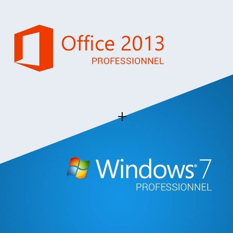 Acheter windows 7 professionnel avec office 2013 professionnel - Cle office professionnel plus 2010 ...