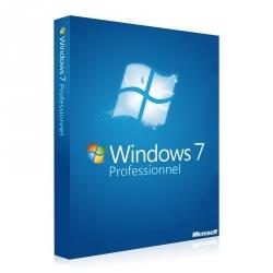 Windows 7 professionnel 32-64 bits
