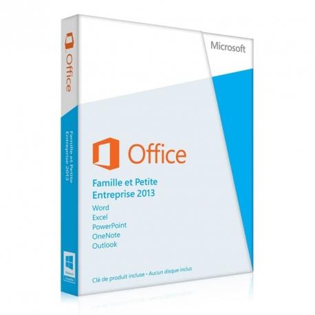 Office 2013 Famille et Petite Entreprise 32/64 bits