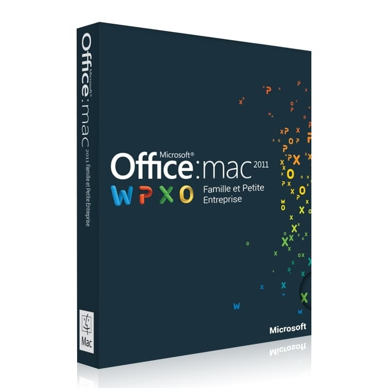 Office 2011 Home & Student für Mac