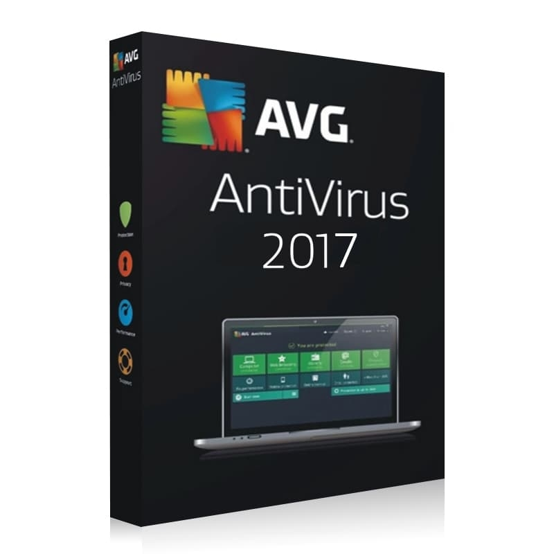 AVG Protection 2017