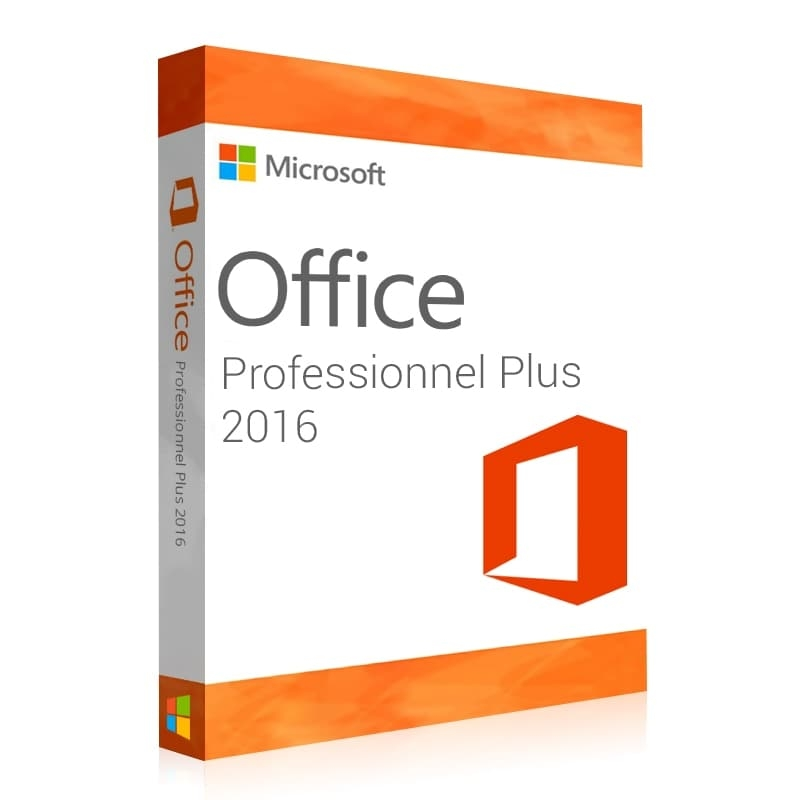 Office 2016 Professionnel plus