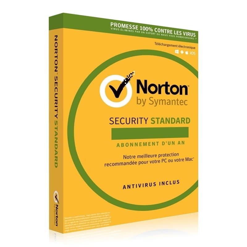 Norton Security 2017 Standard
