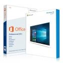 Windows 10 Familiale + Office 2013 Professionnel