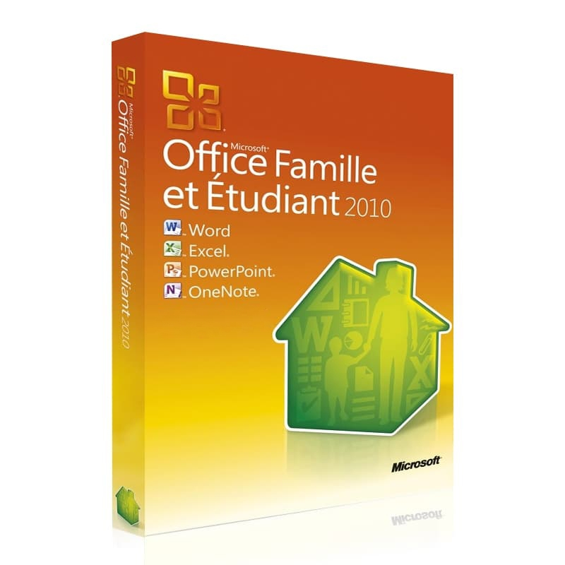Office 2010 Home & Student Lizenz
