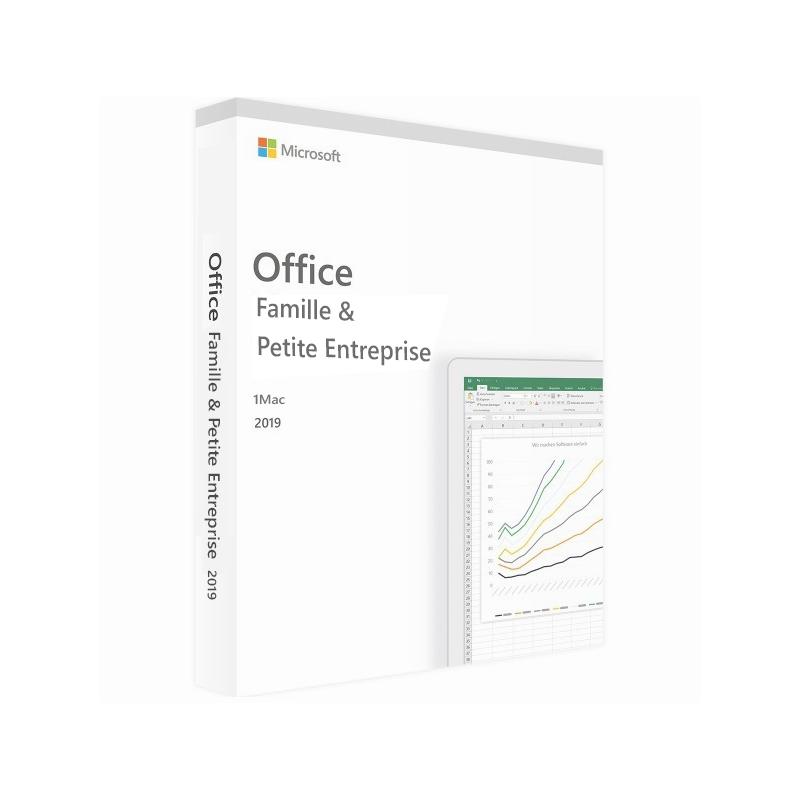 Office 2019 Famille Et Petite Entreprise Pour Mac