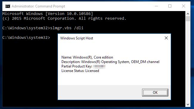 Comment Modifier Ou Supprimer Votre Licence Windows 10