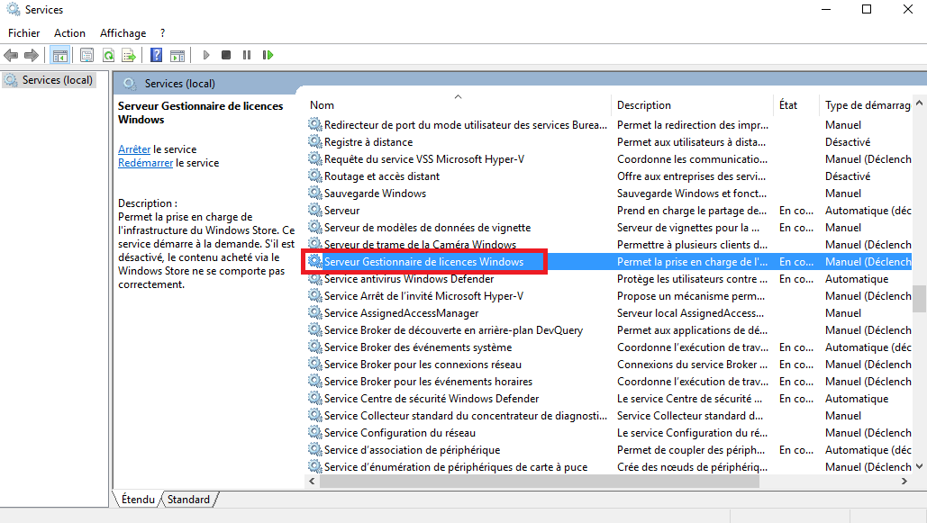 licence Windows va bientôt expirer