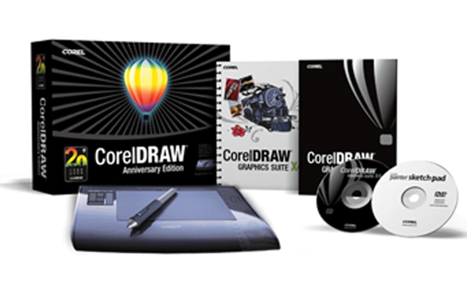 CorelDraw-tablette-stylet