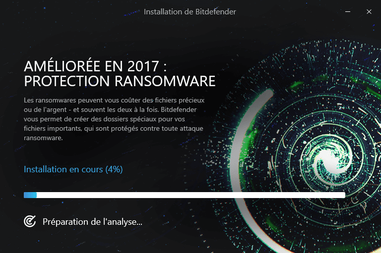 Bitdefender internet 2017-protection