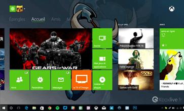 jeux et xbox sur windows 10 familial