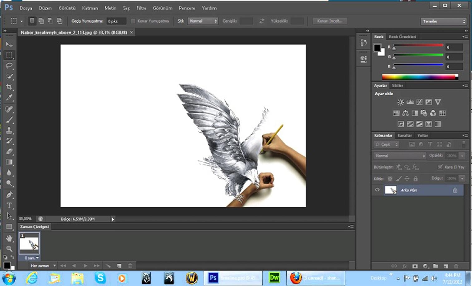 Photoshop cs6 extended-fonctionnalités -améliorée
