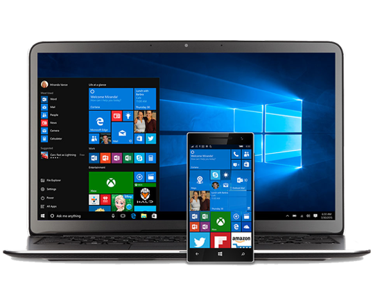 produits windows 10