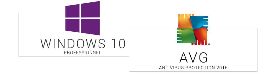 windows 10 pro avec avg antivirus protection 2016