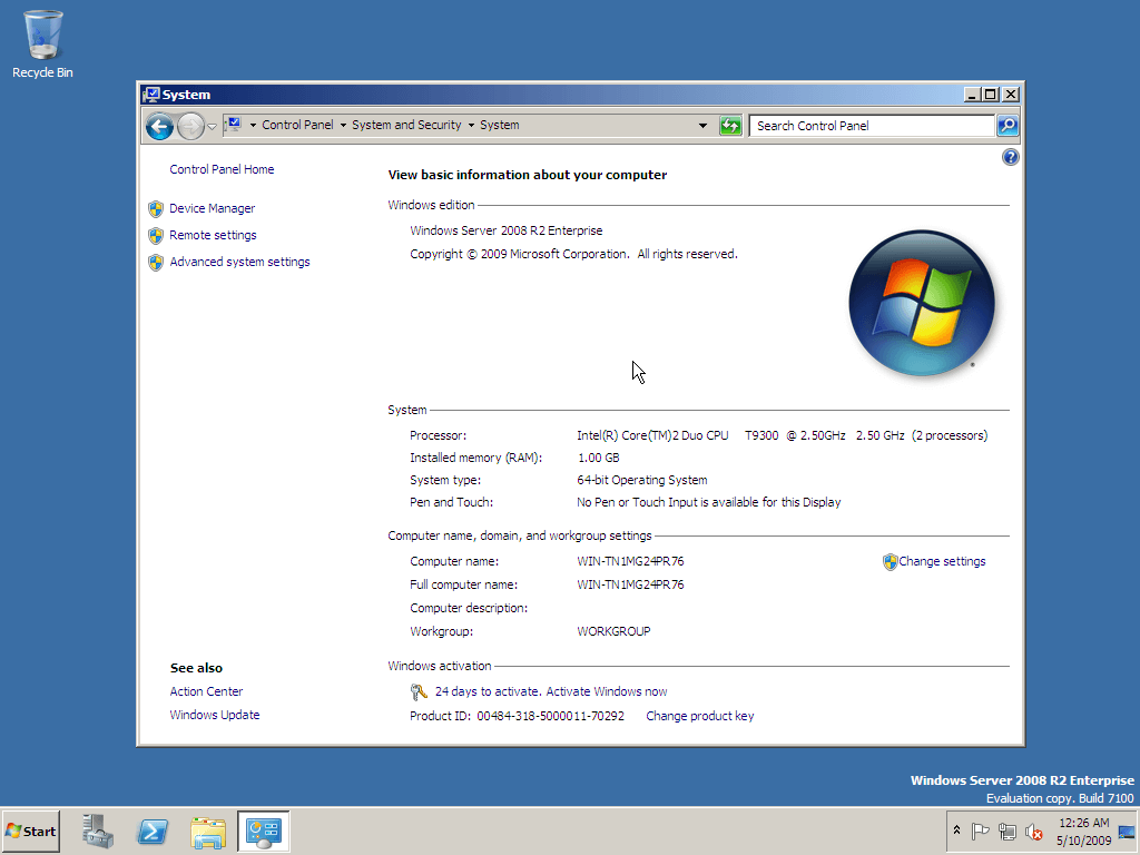 windows-server-2008-tache-administarative