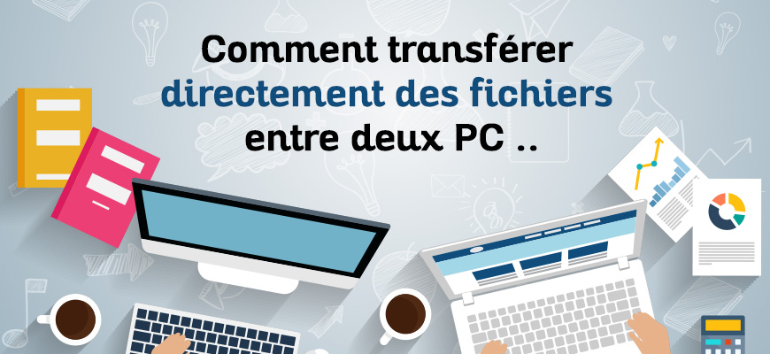 Comment transf rer directement des fichiers entre deux pc - Transferer office 2010 sur un autre pc ...