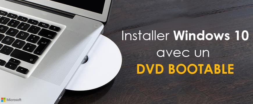 how to create bootable windows 10 dvd