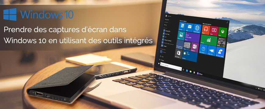 Comment prendre des captures d 39 cran dans windows en for Prendre photo ecran